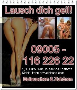 Telefonsex Lauschen & Belauschen